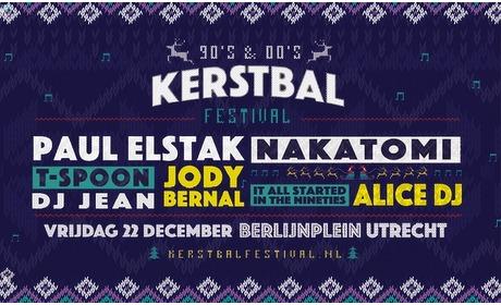 Groupon: Kerstbal Festival Utrecht 22 dec.