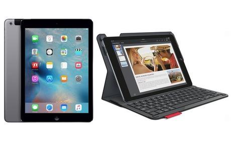 Groupon: Apple iPad Air 16 GB + 4G
