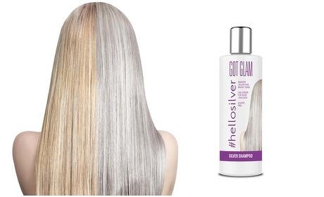 Groupon: Silver shampoo