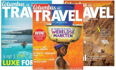 Groupon: Columbus Travel magazine