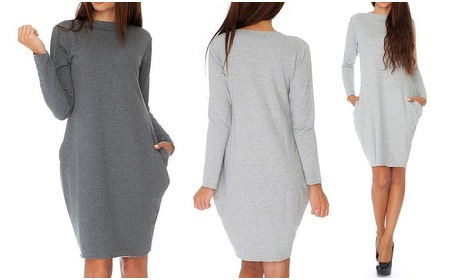 Groupon: Katoenen Gwynn-jurk
