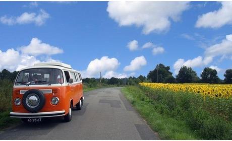 Groupon: Volkswagen Camper voor max. 4 personen: weekend of (mid)week