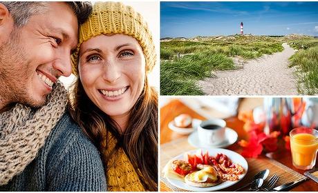 Social Deal: Overnachting + ontbijt aan zee