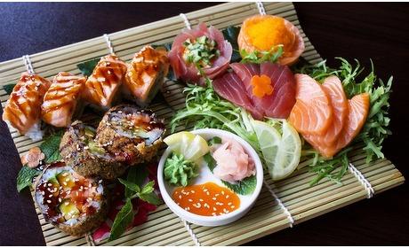 Groupon: Onbeperkt sushi en Chinese grill