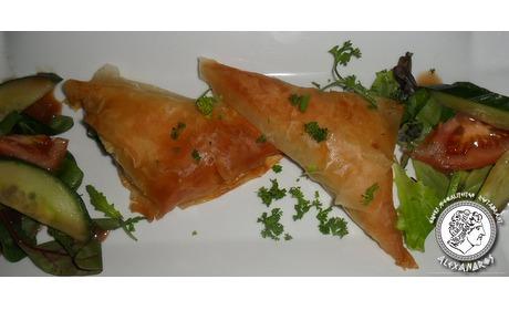 Wowdeal: Grieks 3-gangendiner a la carte bij Grieks Restaurant Alexandros