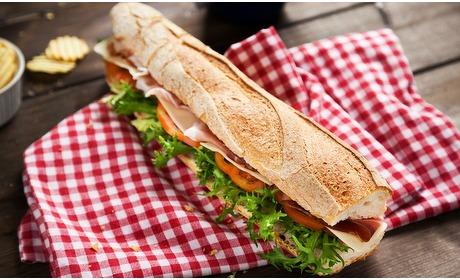 Groupon: Belegde broodjes van De Schrans