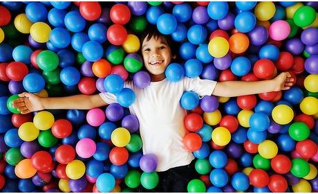 Groupon: Rotterdam: indoor speelparadijs