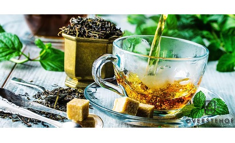 Wowdeal: Royal High Tea bij Landgoed Overste Hof