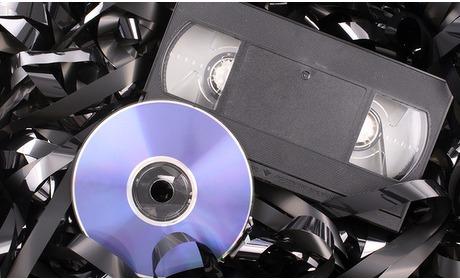 Social Deal: Overzetten van videobanden naar dvd
