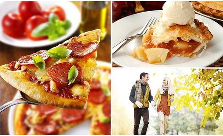 Social Deal: Wandelarrangement + soep + pizza