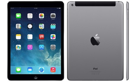 Groupon: Apple iPad Air, 16GB of 32GB