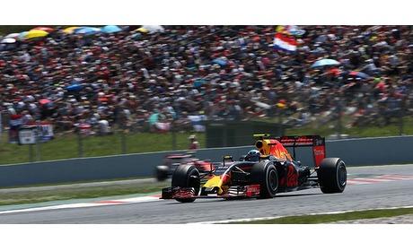 Wowdeal: Eigen vervoerreis of busreis incl. ticket Formule 1 GP Spanje 2018