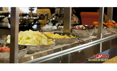 Wowdeal: All you can eat en drink bij wereldrestaurant Horst World Kitchen