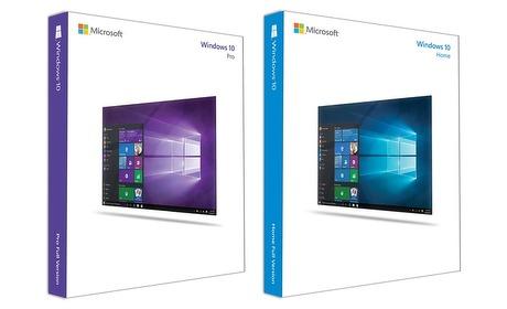 Groupon: Microsoft Windows 10
