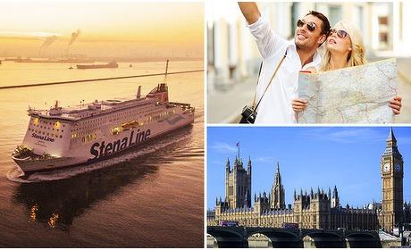 Social Deal: Stedentrip naar Londen met Stena Line