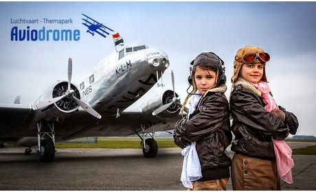 Social Deal: Entree voor Luchtvaart-Themapark Aviodrome