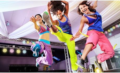 Social Deal: 10-strippenkaart trampoline-fitness