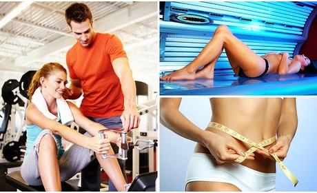 Social Deal: 1 maand onbeperkt sporten incl. better belly + zonnebank