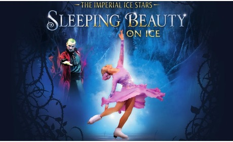 Groupon: Tickets Sleeping Beauty on Ice