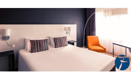Wowdeal: Overnachting (2 pers.) in een van de ruim 80 Fletcher hotels