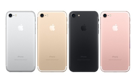 Groupon: Apple iPhone 7 32/128/256 GB