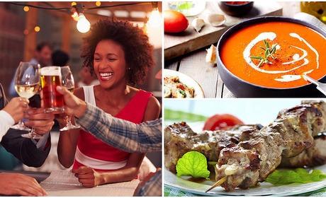 Social Deal: All-You-Can-Eat & Drink (2,5 uur) bij Dzjengis Khan