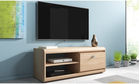 Groupon: Tv-meubel Edge