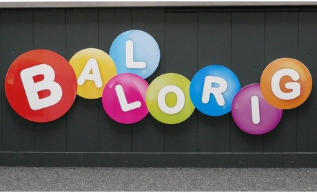 Groupon: Tickets speelparadijs Ballorig