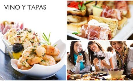 Social Deal: 5-gangen tapasdiner bij Vino y Tapas