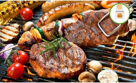 Groupon: Hilversum: mixed-grill (2 p.)