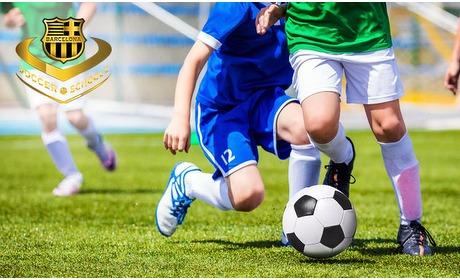 Social Deal: Voetbalkamp voor kinderen (1 of 2 dagen)