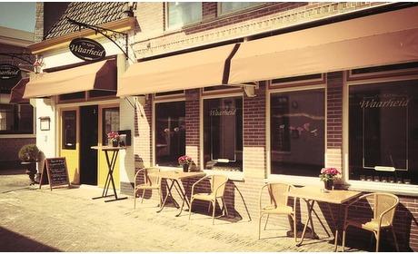 Groupon: Lunchproeverij in Alkmaar (2 p.)