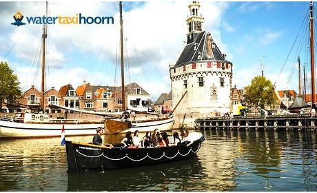 Social Deal: Rondvaart door Hoorn + drankje