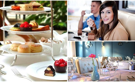 Social Deal: Luxe high tea + glas bubbels bij Kasteel Doenrade
