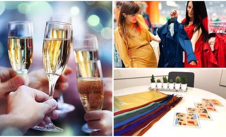 Social Deal: Workshop kleurenanalyse + hapjes en drankjes