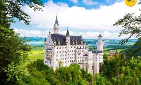 Traveldeal.nl: Natuur, rust-&cultuurvakantie in Zuid-Duitsland