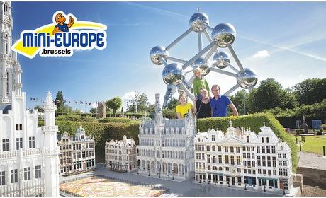 Social Deal: Entree voor Mini-Europe