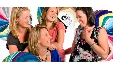 Wowdeal: Exclusief kleuradvies voor kleding, haarkleur & make-up bij Viva Colore