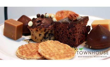 Wowdeal: Een luxe High Tea bij Townhouse Designhotel Maastricht