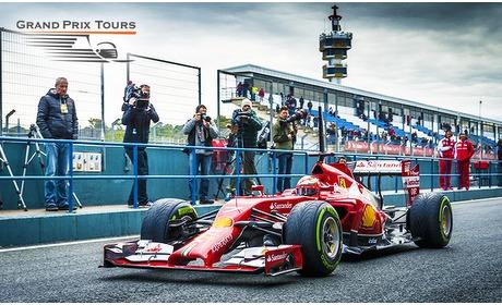 Social Deal: Ticket voor de Formule 1 Grand Prix van Belgie