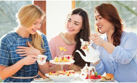 Social Deal: High tea bij De Eetkamer Hoensbroek