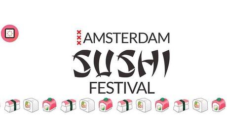 Wowdeal: Entreeticket met sushi lollipop bij International Sushi Festival