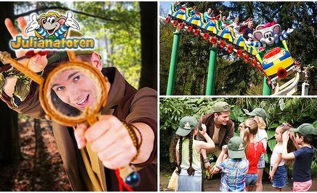 Social Deal: Entree Kinderpretpark Julianatoren + show Cas de Ranger