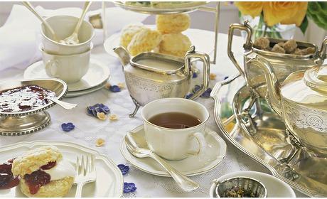 Groupon: Luxe high tea bij SED (2 p.)