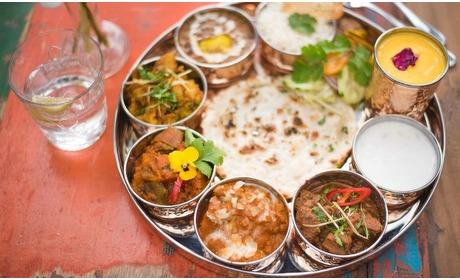 Groupon: Indiase rijsttafel (2 p.)
