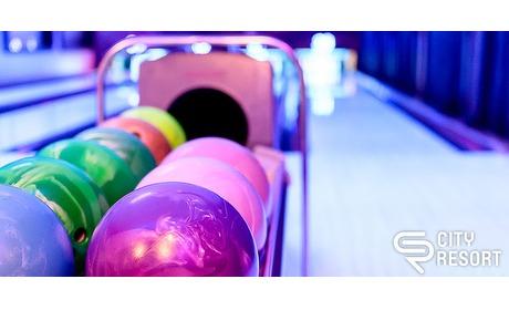Wowdeal: Bowlen (2 uur) inclusief bitterballen bij City Resort Sittard