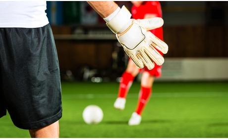Social Deal: Huur indoor voetbalveld (1 uur)