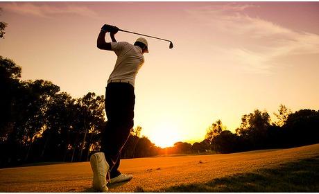 Social Deal: Open golfdag incl. golfclinic + koffie en lekkernij