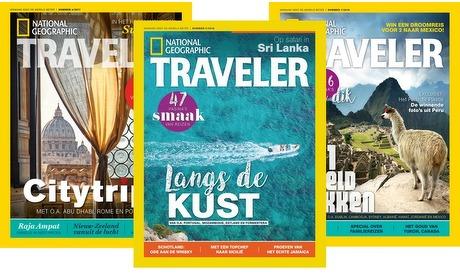 Groupon: National Geographic Traveler