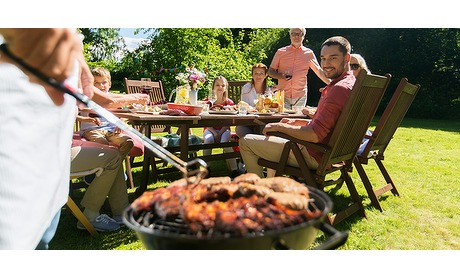 Wowdeal: Barbeque-pakket voor 4 personen